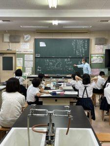 小学校うさぎ2